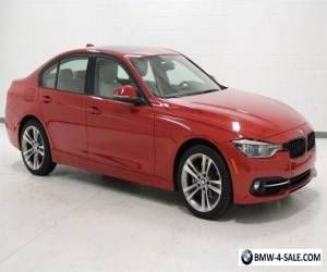 2016 BMW 3-Series Base Sedan 4-Door for Sale