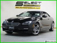 2013 BMW 6-Series i xDrive