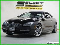 2013 BMW 6-Series i xDrive