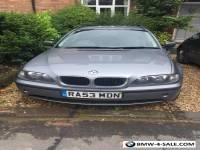 BMW 520d SE 5 Door Auto DIESEL 2003/53