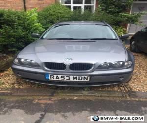 BMW 520d SE 5 Door Auto DIESEL 2003/53 for Sale