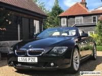 2006 ( 56 ) BMW 650i 4.8 Sport Convertible AUTO - LOW MILES  28,812 miles