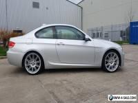 2007 BMW 320I M SPORT SILVER