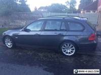 BMW 3 Series 2.0L Diesel Estate Grey