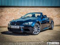 bmw m3 black convertible hardtop