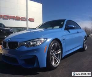 2015 BMW M4 TRADE/FINANCE/DELIVER for Sale