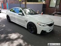 2015 BMW M4 COUPE HEADSUP 5CAMERA LED HEADLIGHT