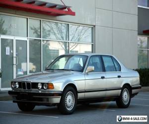 1988 BMW 7-Series 735i for Sale