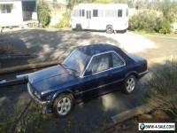BMW 325e Cabriolet