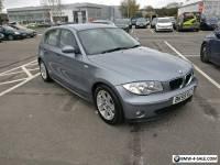 2005 BMW 1 SERIES 116i SPORT MOT FULL SERVICE HISTORY