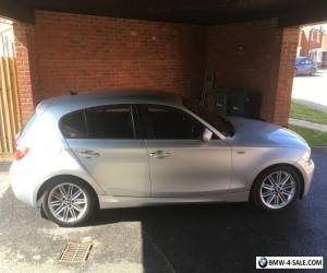 2011 BMW 118D M SPORT SILVER for Sale