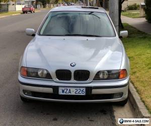 BMW E39 535I   M sport optioned for Sale