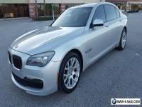 2011 BMW 7-Series LI
