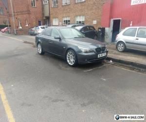 2008 bmw 525d se a vgc px bargin for Sale