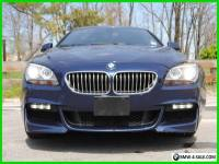 2013 BMW 6-Series i xDrive M Sport V8 AWD F13 M-Sport 650i 650 Coupe