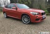 "2013 BMW X1 2.0 20d M Sport ""S"" Drive 5dr for Sale"