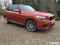 "2013 BMW X1 2.0 20d M Sport ""S"" Drive 5dr"