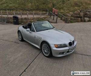"BMW Z3, 1.9, Full electric leather, cd,17"" BMW Alloys..Full MOT..115k..Drives A1 for Sale"