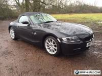 2009 BMW Z4 2.0i Exclusive, Black, Tan Napa Leather