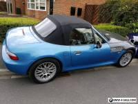 1999 BMW Z3 1.9i convertible 155k relilable runner