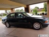 1996 BMW 528i Auto E39
