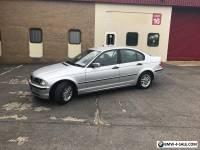 BMW 320D  SE 2001