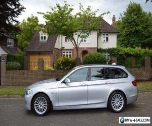 BMW 5 SERIES 2.0 520d SE Touring 5dr Efficient Dynamics for Sale