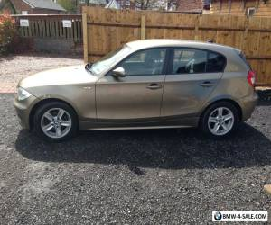 2005 BMW 1 SERIES 116i  for Sale