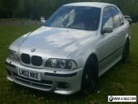 BMW E39 525i Msport auto