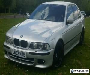 BMW E39 525i Msport auto for Sale