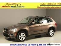 2013 BMW X5 2013 xDrive35i AWD PANO LEATHER WOOD 7PASS