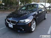 2014 BMW 5-Series F10 535d 535 Diesel M Sport