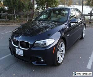 2014 BMW 5-Series F10 535d 535 Diesel M Sport for Sale