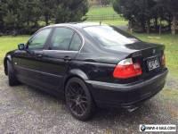 BMW 323i 6 Cylinder, 2000 Model