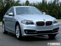 2015 BMW 5-Series 5 Series 535i