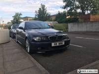 2003 BMW 3-Series Leather