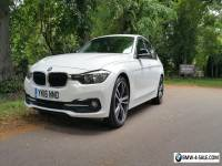 BMW 2016 16 PLATE 320D IN WHITE, 19 INCH 442 ALLOYS FULLY LOADED, FMDSH