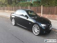 BMW 330i Convertable