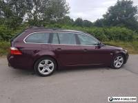 BMW 5 Series 520d SE Touring DIESEL MANUAL 2010