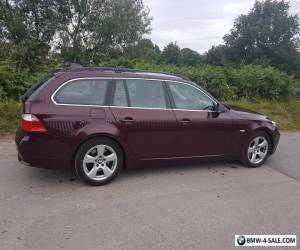 BMW 5 Series 520d SE Touring DIESEL MANUAL 2010 for Sale