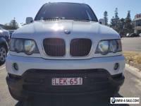 Immaculate 2003 BMW X5