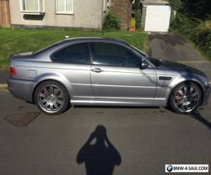 BMW E46 M3 Facelift Pewter Grey SMG 105,000 miles for Sale