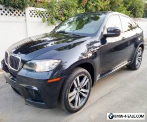 "2011 BMW X6 ""M"" Sport for Sale"