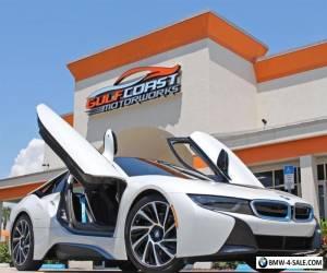 2014 BMW i8 Tera World for Sale
