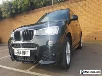 BMW X3 2.0D 2014 M Sport Auto