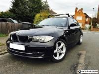 2007 (07) BMW 120D SE Sport 6spd 177BHP-P-Sensors,FSH, 0 Pre-ownrs, M sport Spec
