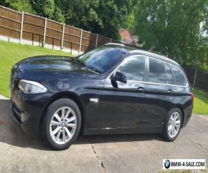 2012 BMW 520D SE TOURER 6 SPEED MANUAL  for Sale