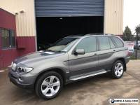 2004 BMW X5(UPDATE) SPORT-4.4 V8-AUTO-161K'S-GREAT CAR-$11,950 REG & RWC INCL.