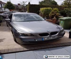 2007 bmw 520d for Sale