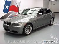 2011 BMW 3-Series 328I SEDAN PREM SUNROOF HEATED SEATS NAV